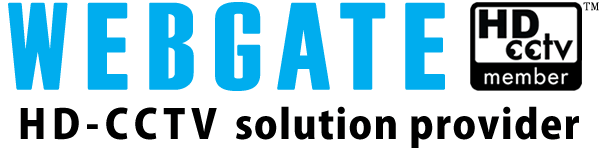 WEBGATE HD-CCTV solution provider
