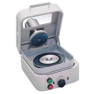 KENMAC-CD 光ディスク研磨システム:研磨方法特許取得、Disc Polishing Systems