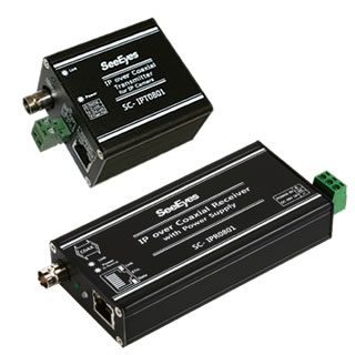 SC-IPC0801 IPカメラ用ワンケーブルユニット
