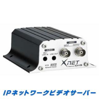 INS2000 1ch ネットワークビデオサーバー