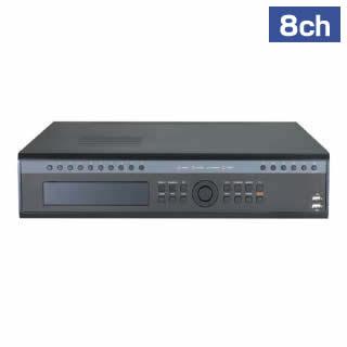 HDE2412DV H.264 8ch Standalone DVR