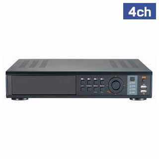 HDF1212H H.264 Realtime 4ch Standalone DVR