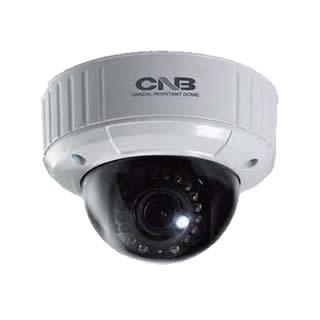 IVP4030VR ハイブリット耐衝撃型赤外線内蔵メガピクセルIPドームカメラ