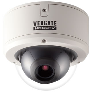 C1080VD HD-SDI 耐衝撃型ドームカメラ