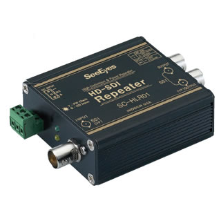 SC-HLR02 HD-SDIリピーター