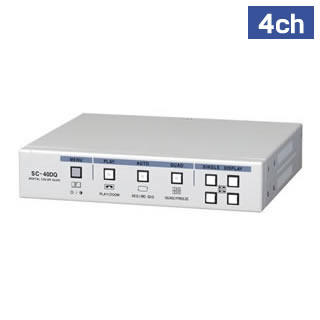 SC-40DQH(VGA) 映像分割器