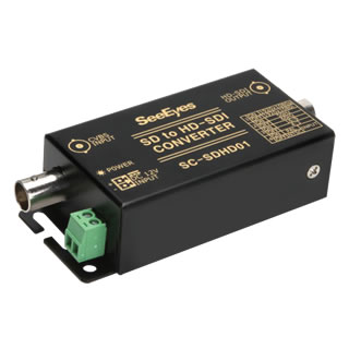 SC-SDHD01 アナログ→HD-SDIコンバーター