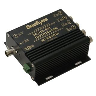 SC-HD1VDA HD-SDI分配器
