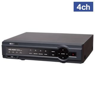 HDC400M フルHDデジタルビデオレコーダー