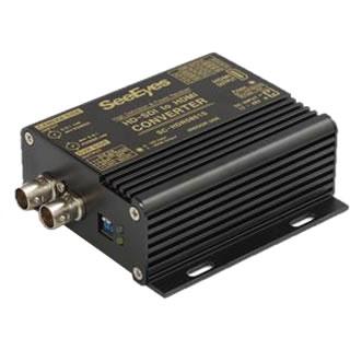 SC-HDR0801S HD-SDI→HDMIコンバーター