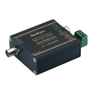 SC-HDS0801A HD-SDI 1ch 電源供給用受信機
