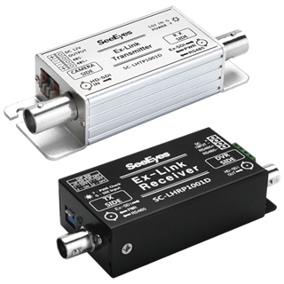 SC-LHCP1001D HD-SDI長距離電源重畳装置