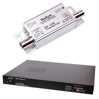 SC-LHCP1004 HD-SDI長距離電源重畳装置