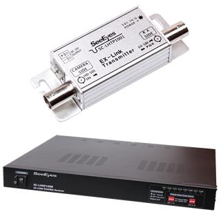 SC-LHCP1008 HD-SDI長距離電源重畳装置
