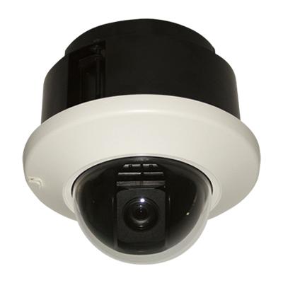 C1080PT-Z10BF 10倍屋外PTZドームカメラ