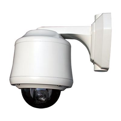 C1080PT-Z10BW 10倍屋外PTZドームカメラ