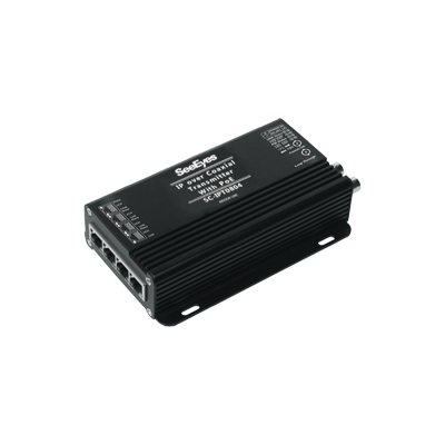 SC-IPT0804 PoE対応ネットワーク伝送装置(4ch・TX)