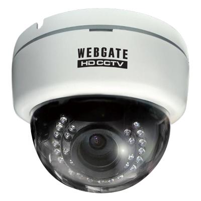 KT1080D-IR30 赤外線TVIドームカメラ