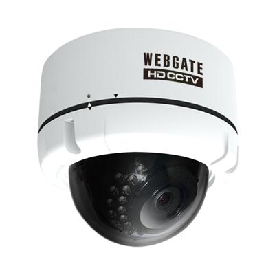 KT1080VD-IR36 耐衝撃赤外線TVIドームカメラ