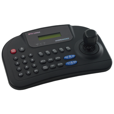 WTX-1200A パンチルトズームコントローラー