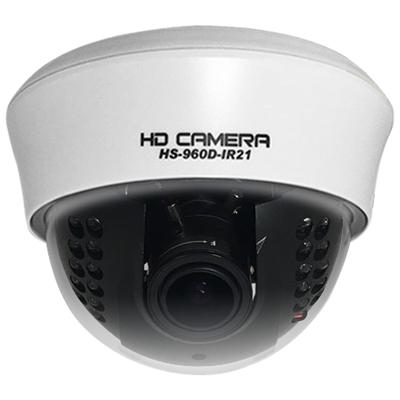 HS-960D-IR21 WDR ドームカメラ