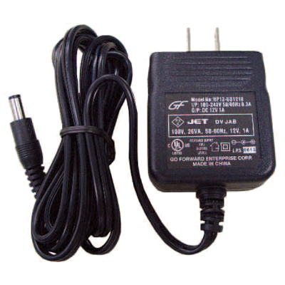 NP12-US1210 電源アダプター1A