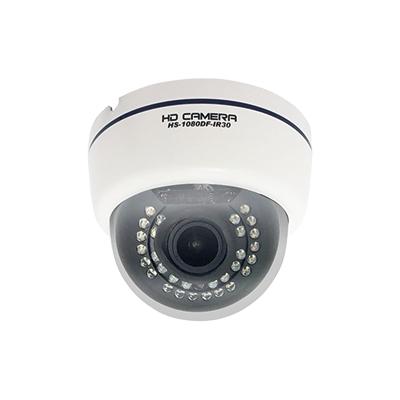 HS-1080DF-IR30 VP 4IN1赤外線ドームカメラ