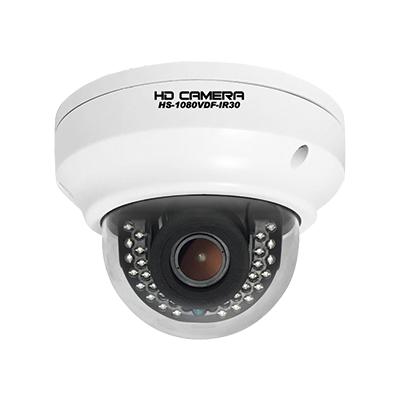 HS-1080VDF-IR30 VP 4IN1全天候赤外線ドームカメラ