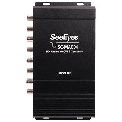 SC-MAC04 HD-アナログ → HD コンバーター