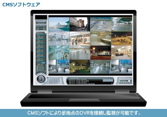 CMS ソフトウェア