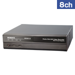 HSC801F-D 8ch HD-SDI HYBRID DVR