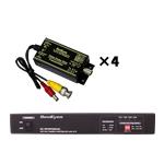 SC-MVCP0604U アナログHD 電源重畳装置(4CH)