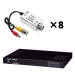 SC-MVCP1008 アナログHD 電源重畳装置