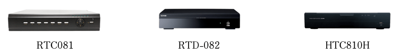 CNB 8ch TVI HYBRID DVR(代替製品)
