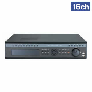 H.264 Realtime 16ch Standalone DVR