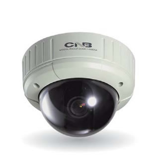 Vandal-Resistant WDR &Day/Night Dome Camera
