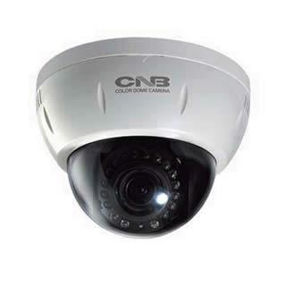 ハイブリット赤外線内蔵メガピクセルIPドームカメラ