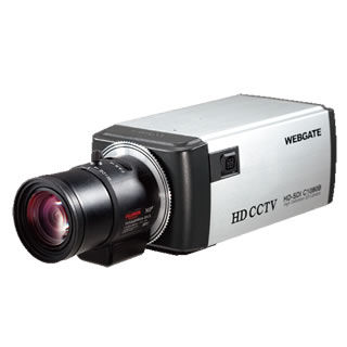 HD-SDI ボックスカメラ