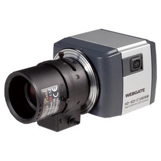 HD-SDI ボックスカメラ(ショートボディタイプ)
