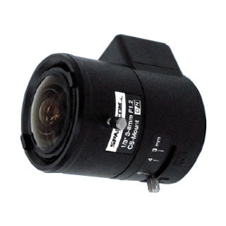 CCTV Cameras Lenses TV308DC-2