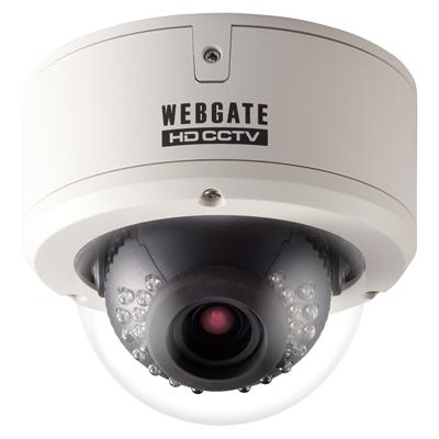 HD-SDI 耐衝撃型ドームカメラ