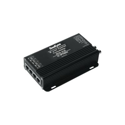 PoE対応ネットワーク伝送装置(4ch・TX)