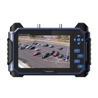 IP/HD-SDI/アナログHDタッチモニター