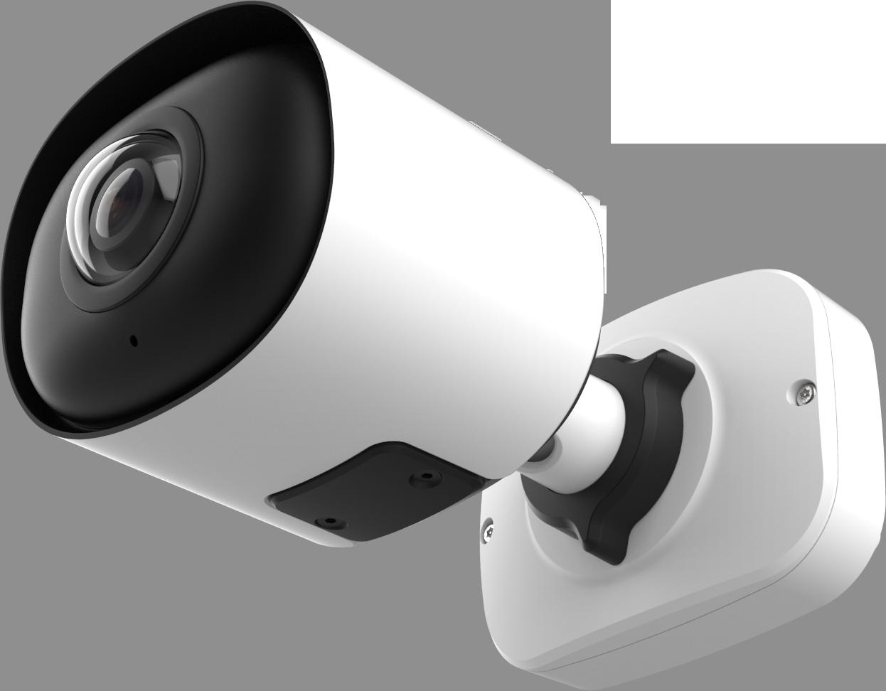 IP 180度カメラ